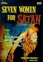 Seven Women for Satan (1976) Michel Lemoine | Mondo Macabro | New | Sealed | DVD