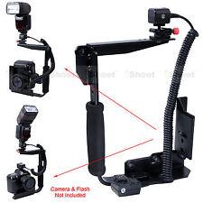 Camera Supporto Stativo Flash i-TTL Cavo Cord per Nikon SB910 SB900 SB800 SB400