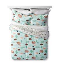 (Wholesale Lot 10) Lolli Living Reversible Prairie Garden Duvet Cover Full/Queen