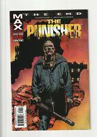 The Punisher The End, Max Comics, Garth Ennis, Richard Corben