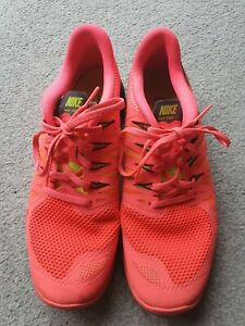 Nike Free 5.0 trainers Size UK 10