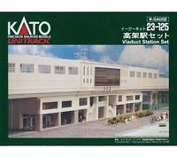 Kato 23-125 Station Viaduc Set Basic / Viaduct Station Basic Set - N