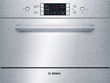 Bosch Ske52m65eu Incasso-lavastoviglie compatta acciaio inox EEK a