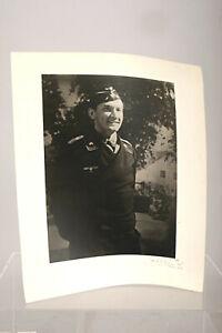 2. WK Portrait Soldat Offizier, Foto