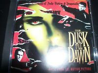 From Dusk Till Dawn: Music From The Motion Picture Soundtrack CD – Like New