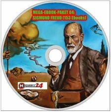 ☝ MEGA EBOOK PAKET 04 - Sigmund Freud CD 153 eBooks Neurologie Kollektion PDF