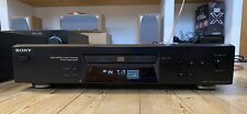 Sony CDP-XE370 Compact Disc Player mit optischen Digital-Ausgang liest CD-R / RW