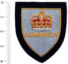 Common Wealth, Blazer Badge Wire Bullion, LI-EMB-0062