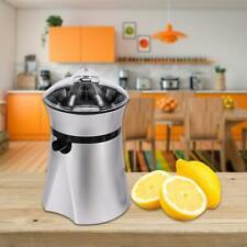Electric Citrus Juicer Stainless Steel Lemon Lime or Orange Squeezer Juice Make