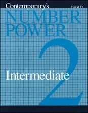Number Power: Intermediate 2 Level D-ExLibrary