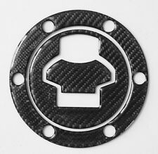 Fuel Gas Cap Cover Filler Pad Sticker for BMW F/G/K/R series real carbon fiber
