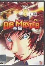 DVD Anime Air Master ( Eps. 1-27 End ) English Subtitle + Free Shipping