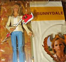 BUFFY CHOSEN SUNNYDALE Action Figure Diamond Toys Buffy the Vampire Slayer