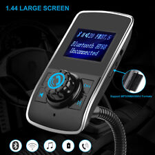 Wireless Bluetooth LCD Car MP3 FM Transmisor X USB Disk Charger Manos libres Kit