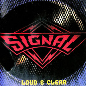 Signal - Loud & Clear CD 2008 Remastered Melodic Rock AOR