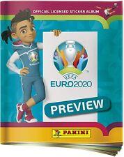Panini UEFA Euro 2020 Preview 10 Sticker aussuchen choose pick EM 20