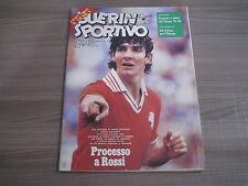 Settimanale  GUERIN SPORTIVO  n° 50  del 1979    Poster Torino