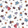 FABRIC Quilting Treasures ~ MARY'S FAIRIES ~ Mary Engelbreit (25892 Z) 1/2 yard