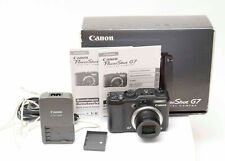 Canon PowerShot G7 10 MP.  Nr.1245