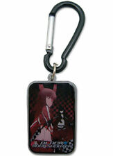 Black Rock Shooter Black Gold Saw Metal Keychain
