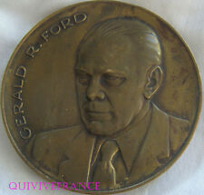 MED5583 - MEDAILLE GERALD R. FORD 38th PRESIDENT OF THE UNITED STATES 1974