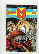 MIRACLEMAN 15 ALAN MOORE KEY ISSUE HIGH GRADE END OF KID MIRACLEMAN 9.4