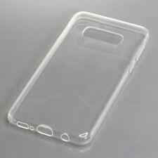 TPU Silikon Case für Samsung Galaxy S10e Lite, Silicon Schutz Handy Transparent
