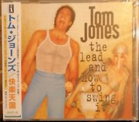 Tom Jones - The Lead And How To Swing It - Authentic Japanese CD