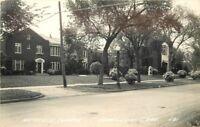 1950s Methodist Church Vermillion South Dakota RPPC Photo Postcard 341