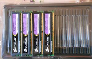 CORSAIR GAMING 8GB (4 X 2GB) DDR2 PC2-6400 800Mhz MEM KIT CM2X2048-6400C5