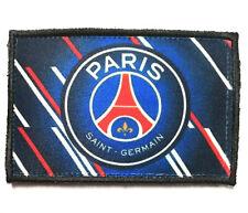 PSG Flag Patch Morale Militaire Tactique Armée Drapeau Badge 7,6cm x 5cm