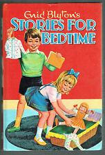 ENID BLYTON, STORIES FOR BEDTIME,HB, 1966, VGC.