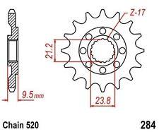 TMP Pignon Sortie Boite Avant 15 Dents HONDA TRX 450 ER Sportra E-Start 2006-09