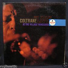 JOHN COLTRANE-Live At THe Village Vanguard-Jazz Album-IMPULSE #A10-VAN GELDER