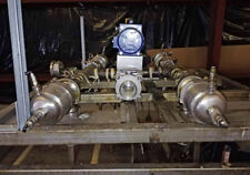 50# Cube filler - 4 head. For viscous material. Ss w/ controls & load cells
