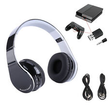 Wireless Bluetooth 4.1 Gaming Headset Headphone Earphone For PS4 PlayStation 4