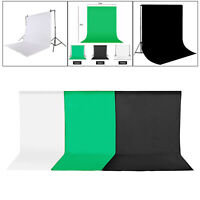 Muslin Collapsible Photo Backdrop Background Studio Video Photography Screen