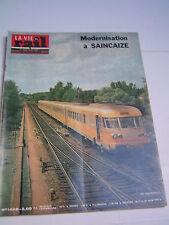 vie du rail 1974 1448 RAMBERVILLERS CHARMES SAINCAIZE TITOVO UZICE VISEGRAD