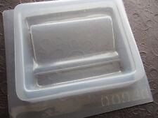 Resin Mold SECONDS Business Card & Pen Holder Embeding Embed Molds 9cm x 11cm