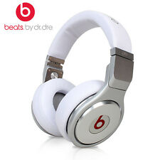 Beats by Dr. Dre Pro Over-Ear Headphones - White / Silver