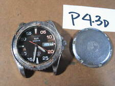 Gents Parts Watch Run AsIs Vintage Seiko Diver 7S26-0050 Automatic