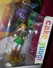 Nintendo Amiibo Zelda 30th Ocarina of Time Figure (green Base)
