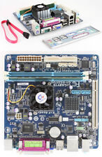 Gigabyte GA-D525TUD (Intel Atom 2x 1.8GHz, Mini-ITX, mit 1GB Kingston RAM, 1 Ja