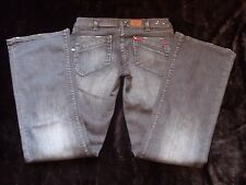 Jeans LEE COOPER 'Kaza75 Sabra' Coupe Bootcut Femme W26 L32, T.36 - TBE