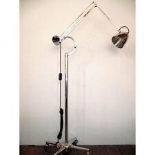 HADRILL & HORSTMANN COUNTERWEIGHT LAMP table desk anglepoise Trolley floor wheel