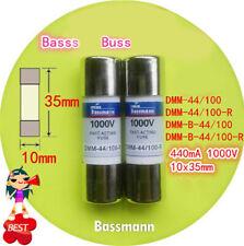DMM-44/100-R DMM-B-44/100-R 400mA 1000V FUSE OEM Good Quality for 10*35MM  JzPG0