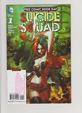 * Free Comic Book Day * Suicide Squad #1 D.C. Comics 2016 Near Mint - Condition