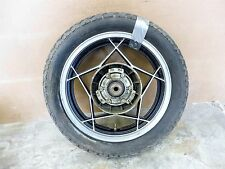 1981 Suzuki GS650 S716. rear wheel rim 16in
