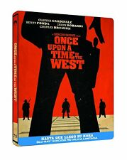 HASTA QUE LLEGO SU HORA (ONCE UPON A TIME IN THE WEST) BLU-RAY STEELBOOK, ESPAÑA