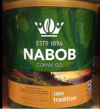 2 Tins X 930g Nabob COFFEE GROUND MEDIUM ROAST TRADITION FRESH CANADA Delicious.